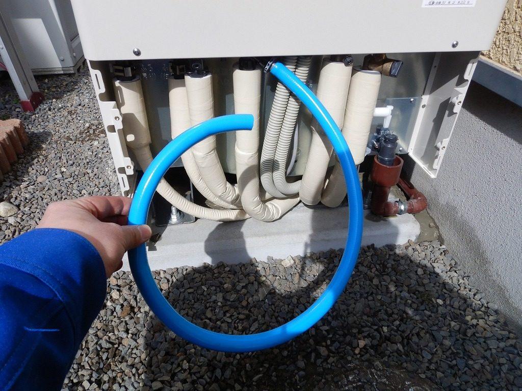 非常用取水栓で断水対策