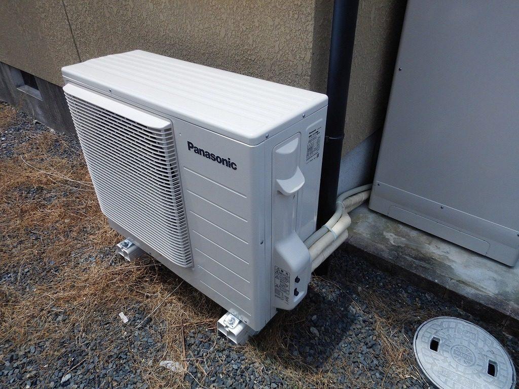 Panasonicヒートポンプ