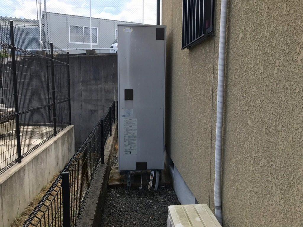 日立電気温水器の故障