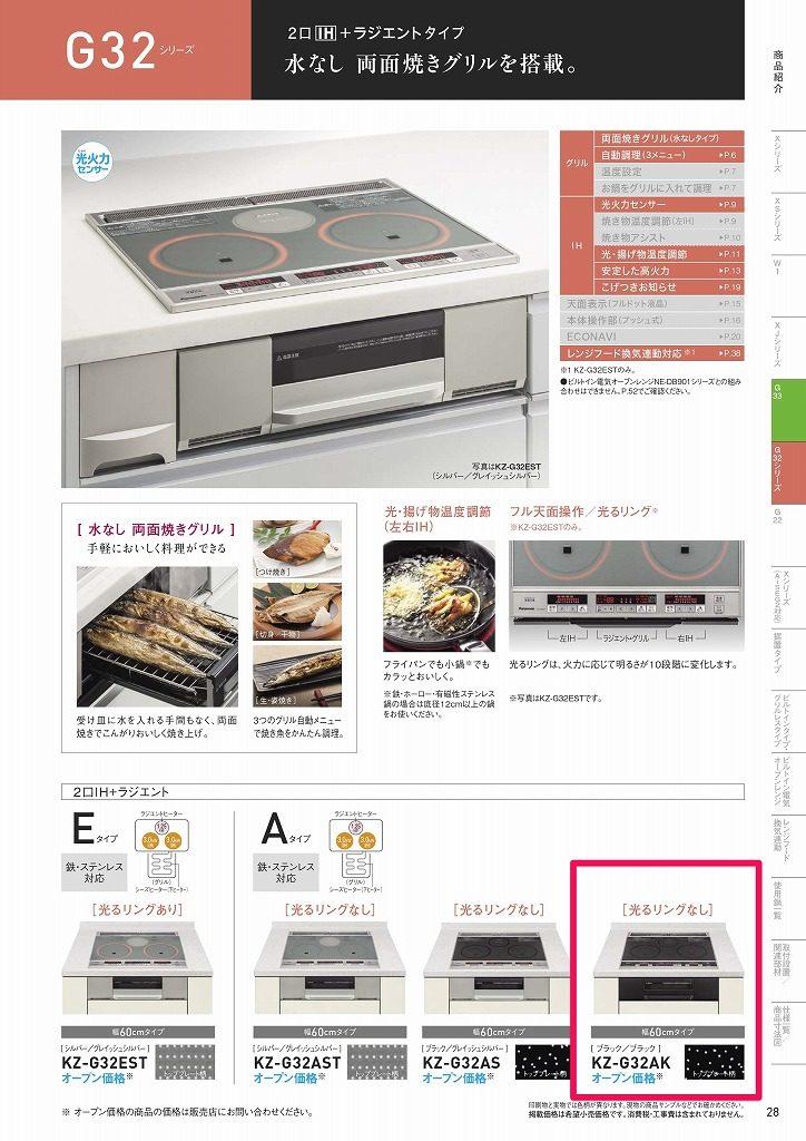 Panasonic G32シリーズ