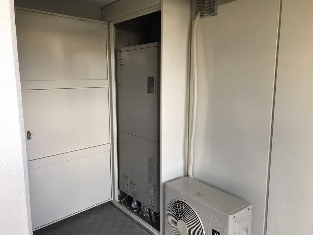 東芝電気温水器