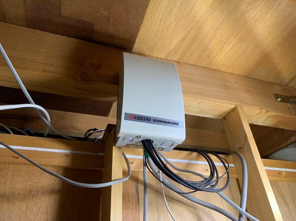 京セラ接続箱