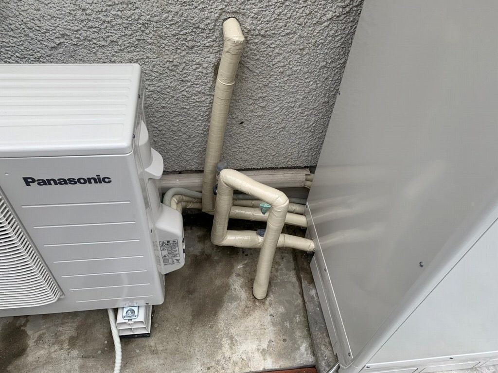 配管の保護