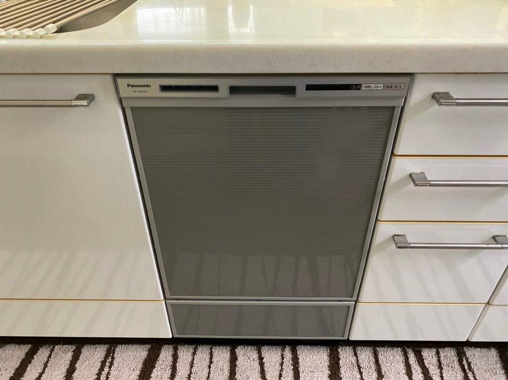 食洗機の入れ替え工事