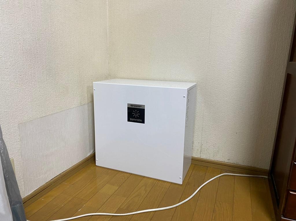 屋内用蓄電池
