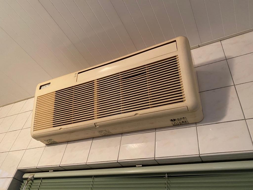 ガス浴室暖房