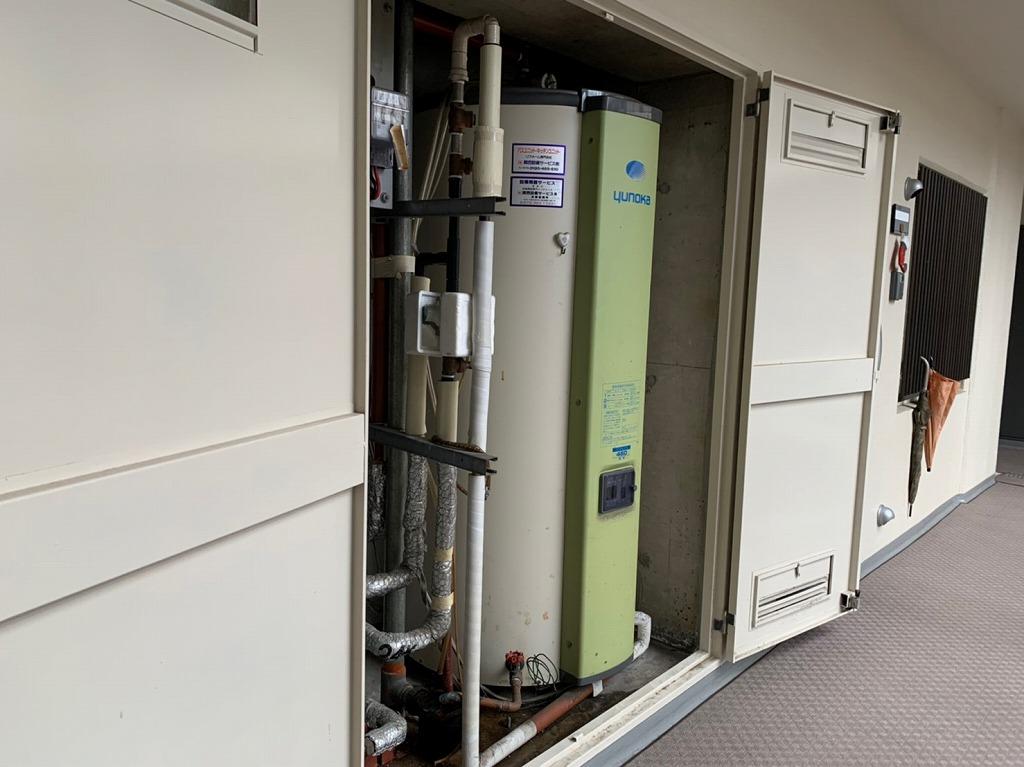 UNOKA 電気温水器