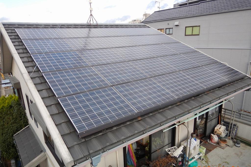 京セラ太陽光発電システム