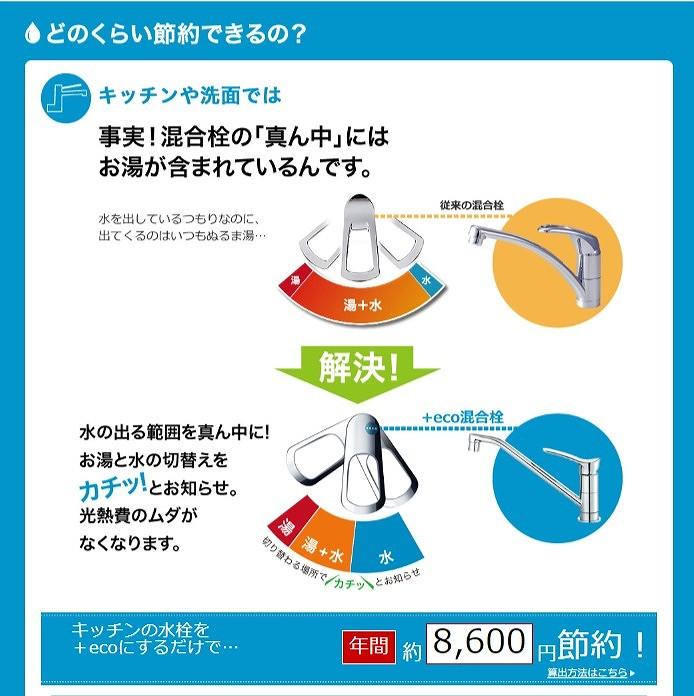 +eco (プラスエコ) もっと節約、もっとエコ