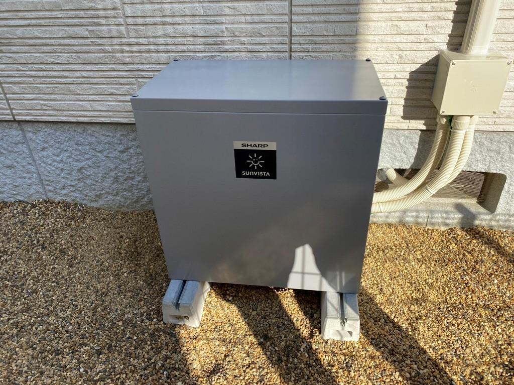 シャープ屋外用6.5kWh蓄電池
