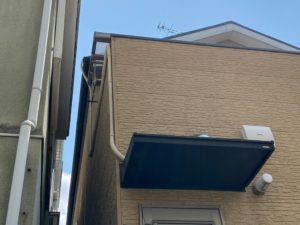 太陽光パネルから接続箱までの配線