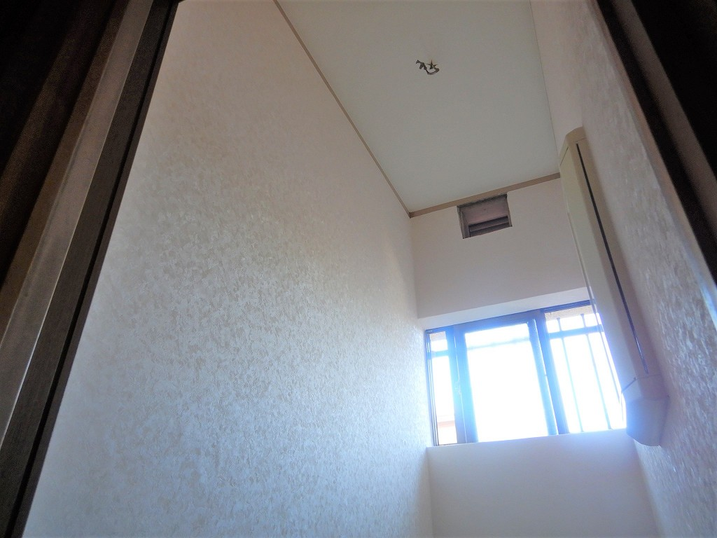 天井、壁のクロス張替