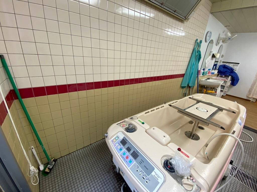 機械式風呂の故障