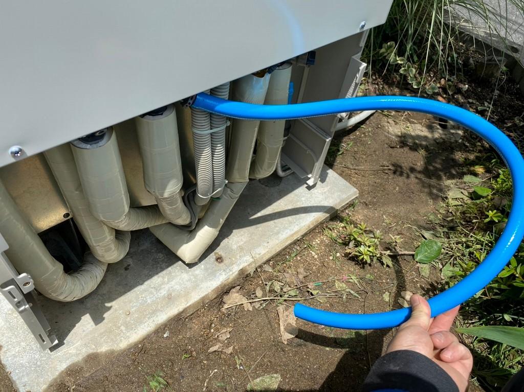 非常用取水栓