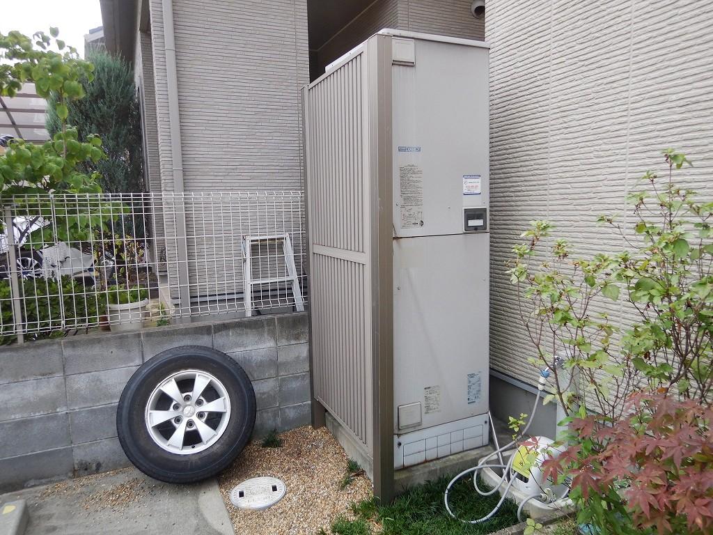 電気温水器をエコキュートに