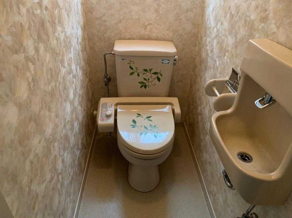 INAX トイレ交換