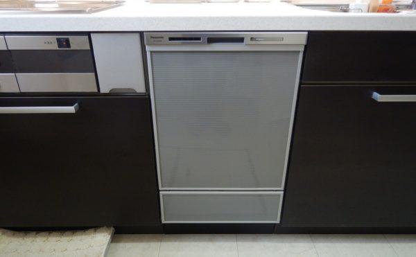 ビルトイン食洗機の入替工事