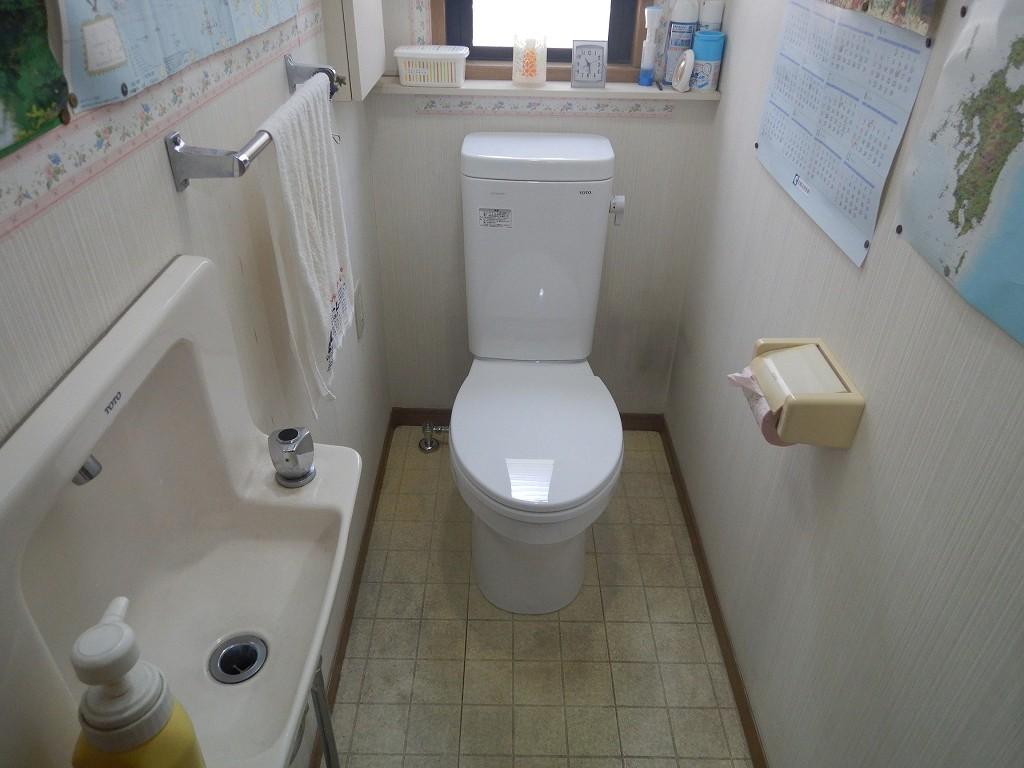 TOTO お手軽トイレ