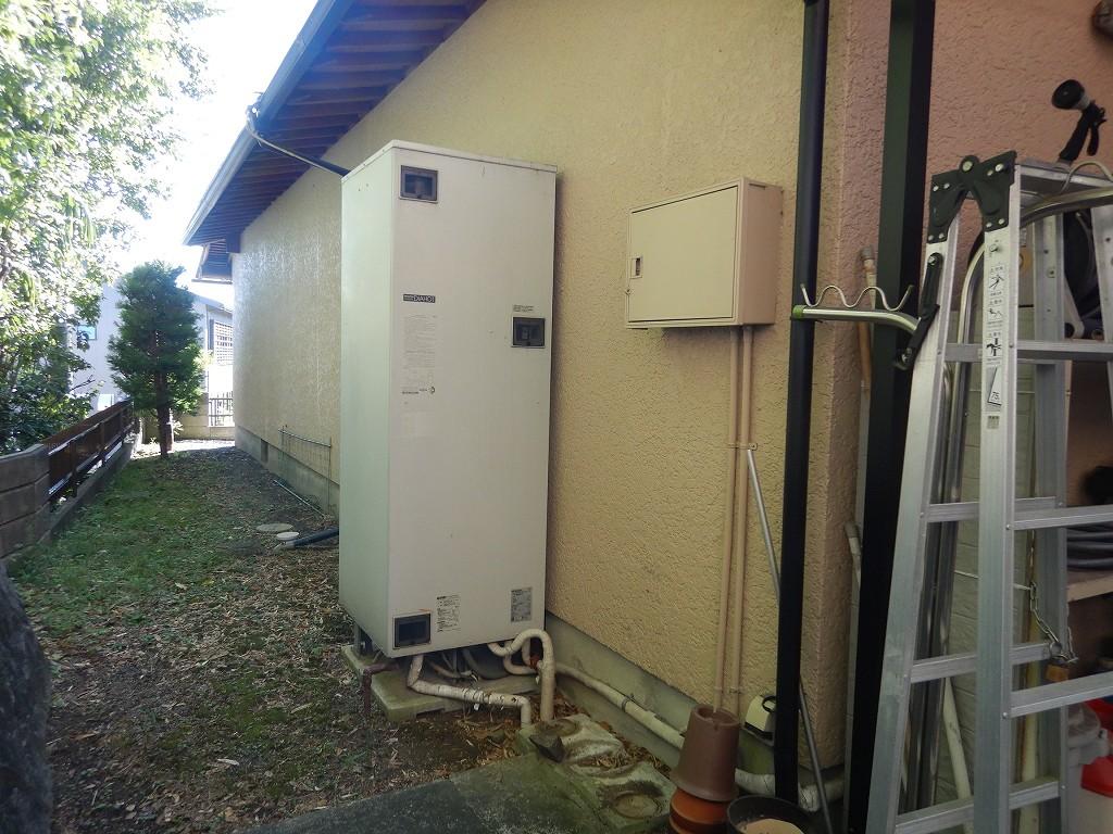 電気温水器の故障