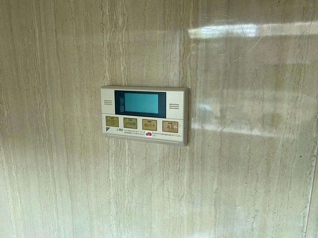 ダイキン 浴室リモコン