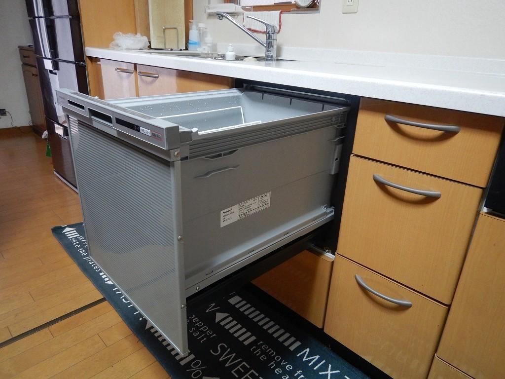 ミドルタイプ食洗機
