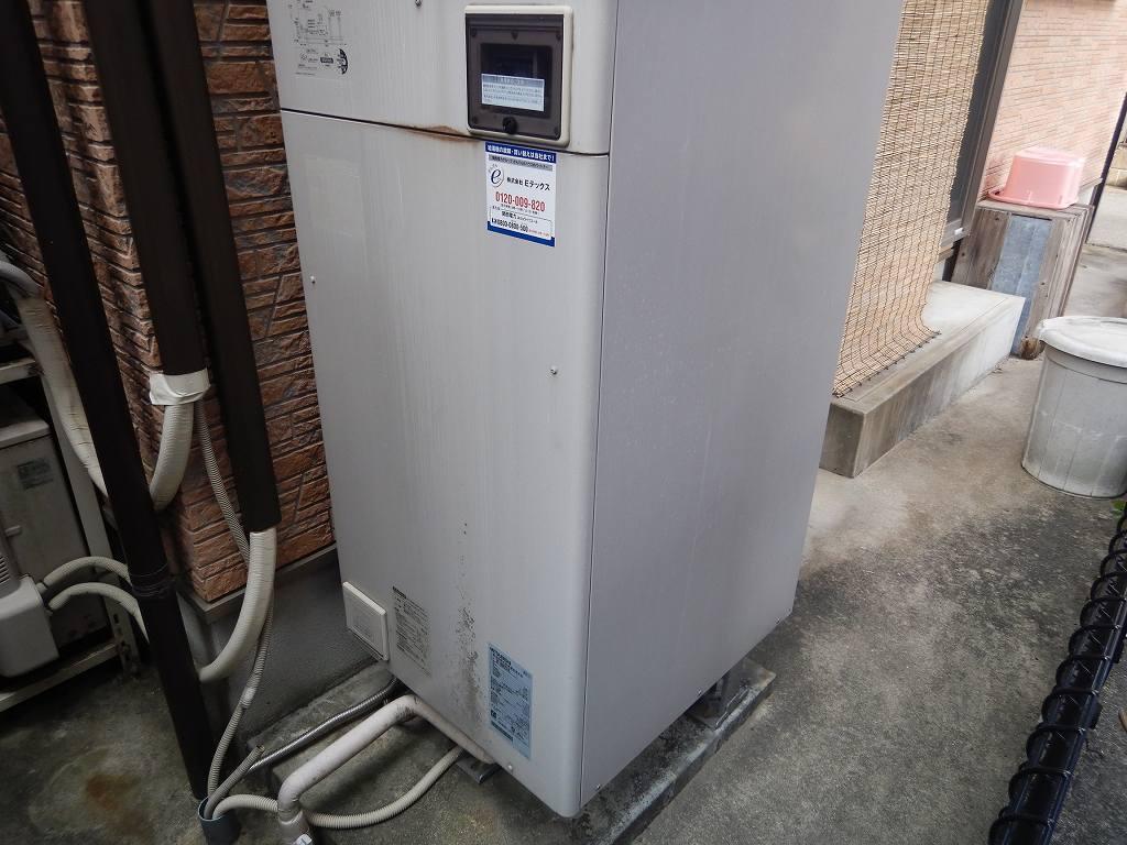 電気温水器 故障