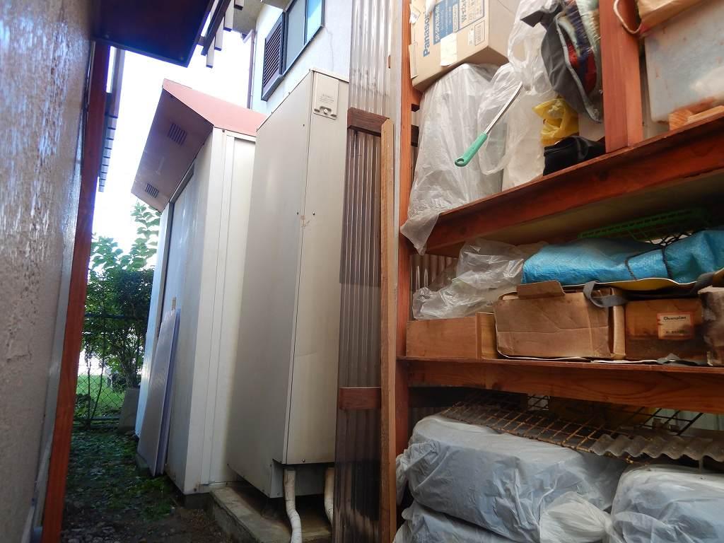 National 電気温水器