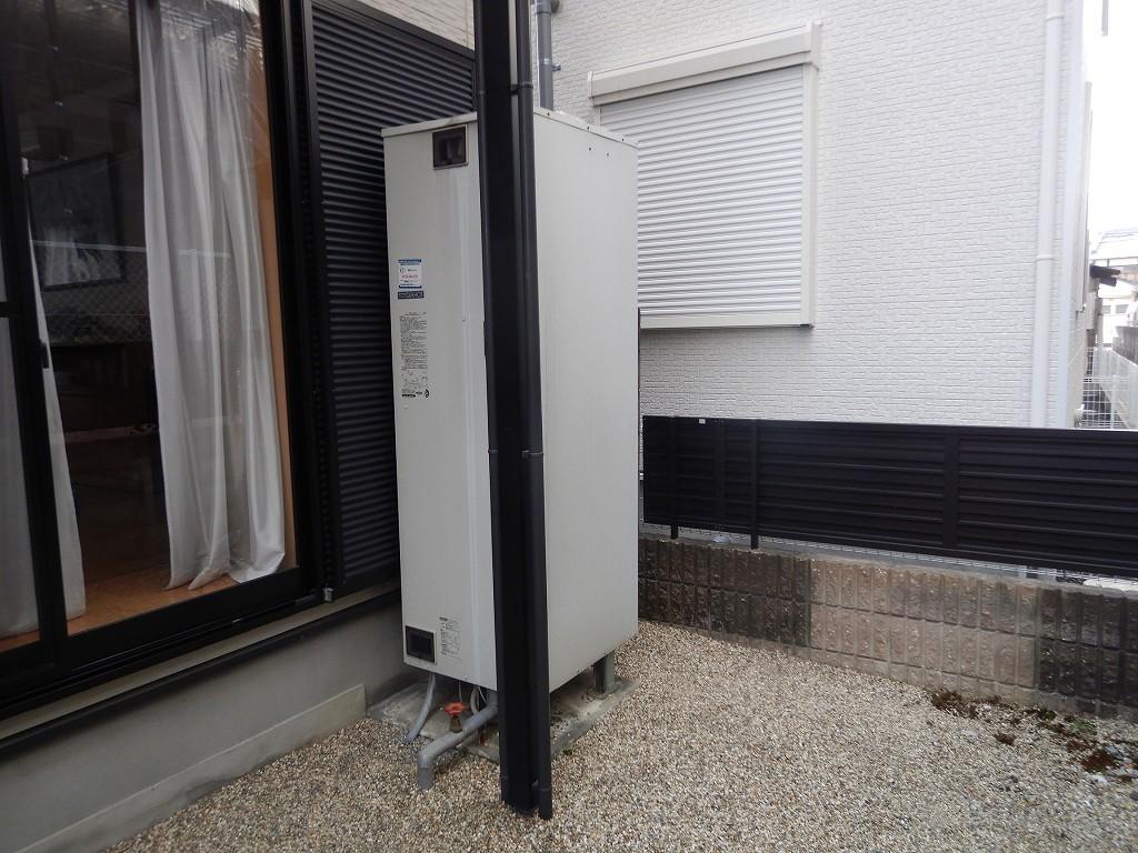 電気温水器 SRT-4667FU-BL
