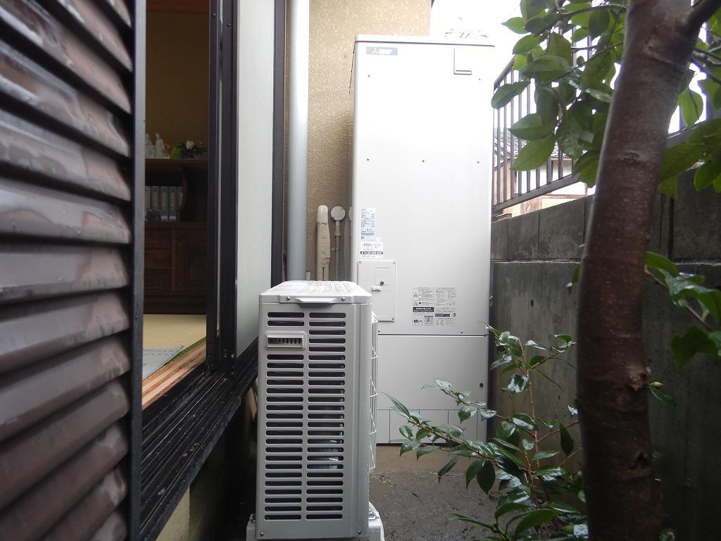 電温からエコキュート