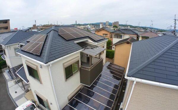 城陽市 太陽光発電
