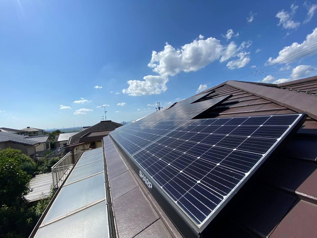 太陽光発電に蓄電池を後付する