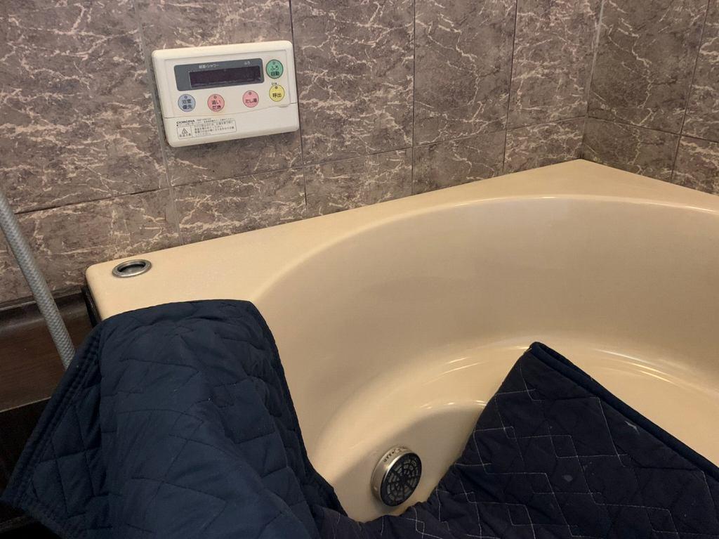 コロナ 浴室リモコン