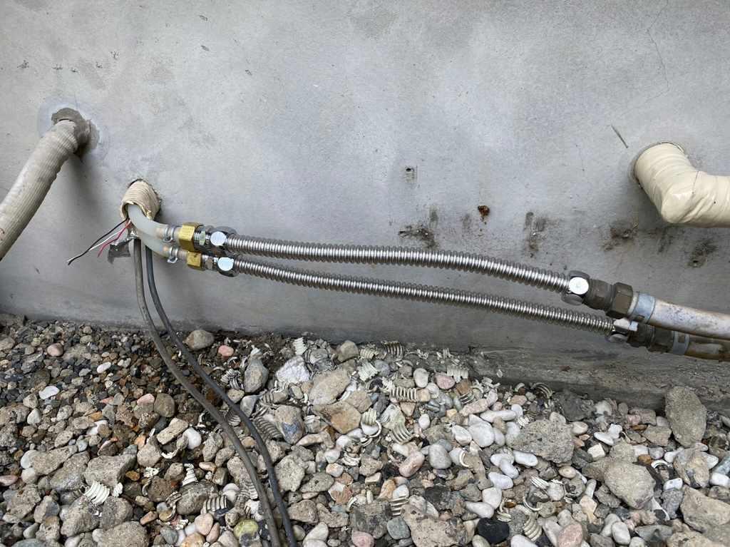 配管の補修